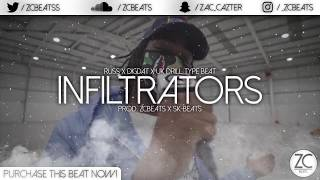 "Russ x DigDat x UK Drill Type Beat ""Infiltrators"" (Prod. ZCBeats x SK-Beats)"