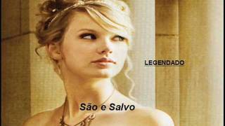 Safe & Sound - Taylor Swift feat. The Civil Wars (legendado)