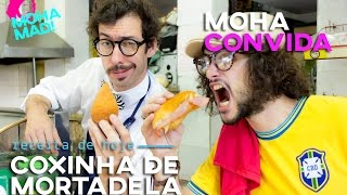 Coxinha de Mortadela| Mohamad Hindi Ft. Muyloco