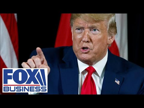 Trump predicts GOP will retake Congress, White House