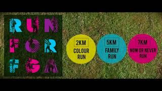 Run For FGA 2017 Promo