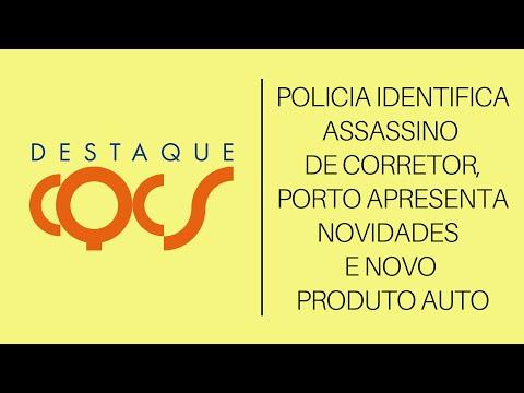 Imagem post: Polícia identifica assassino de Corretor, porto apresenta novidades e novo Produto Auto
