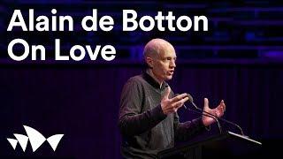 Alain de Botton: On Love | Sydney Opera House