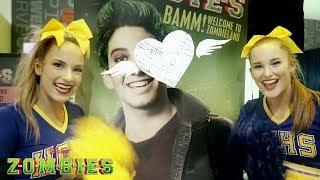 Cheerleaders LOVE Zombies 💓 | ZOMBIES | Disney Channel