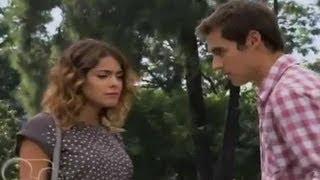 Violetta 2 : León y Violetta discuten y Lara aparece - Capitulo 57
