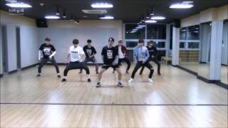 BTS - 'I NEED U' Dance Practice (Chorus only)