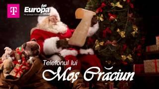 Telefonul lui Mos Craciun suna la  Larisa Ioana