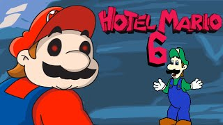 HOTEL MARIO 6 - YOUTUBE POOP.EXE GAME!