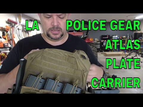 LA Police Gear -  Atlas Plate Carrier