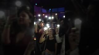 Lary over Snapchat live guayama