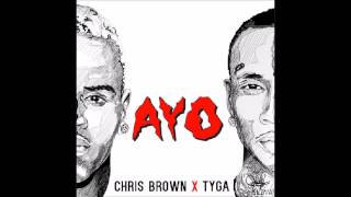 Chris Brown ft Tyga - Ayo Instrumental (Remix by Row Roemeon)