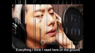 Park Hyo shin (박효신) : gravity cover - eng subs