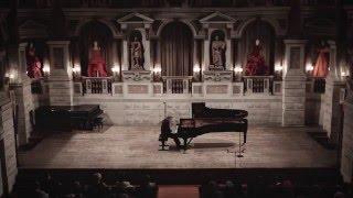 "Michel Dalberto plays Debussy ""Golliwog's cake-walk"" (live in Mantua)"