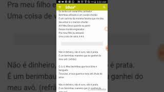 Mundo enganador mestre barrão cover viola by Divaldo Correia Victor