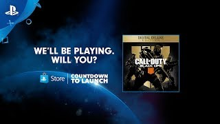 Call of Duty: Black Ops 4 - Countdown to Launch at PlayStation Store