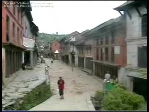 Nepal : Guest house -Bandipur