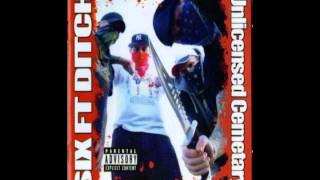 Six Ft. Ditch - I Destroy the World