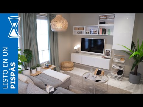 Cómo tener un salón más sostenible en un pispás – IKEA