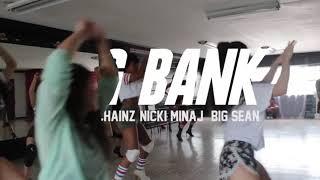 BIG BANK || CHOREOGRAPHY BY FABI LORIA|| FLEX AND HEELS
