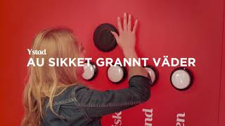 The world's first vending machine where you pay with a dialect!