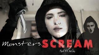 Scream || Monsters