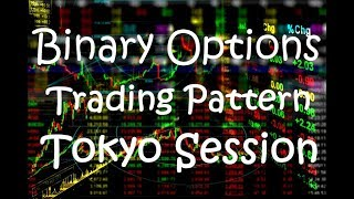 Binary Options 60 second Trading Pattern Tokyo session