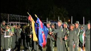 Activación de la Fuerza de Tarea Conjunta Cívico Militar Fronteriza