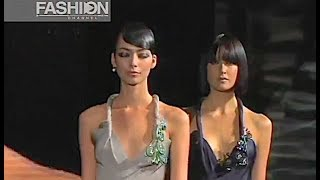 GIORGIO ARMANI Spring Summer 2006 Milan - Fashion Channel