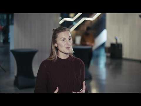 Intervju med Emma Lindgren på Mynewsday 2016