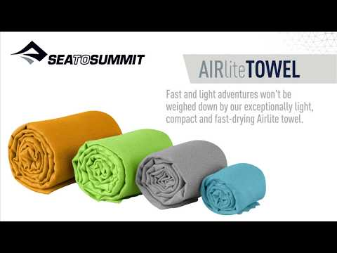 Toalha Airlite M - Sea to Summit