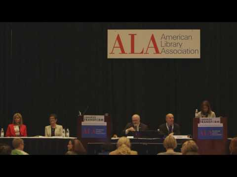 2017 ALA Midwinter - Presidential Candidates Forum