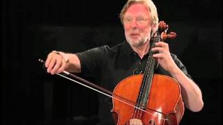 Helmerson: Thinking In An Orchestral Context When Practising With The Piano