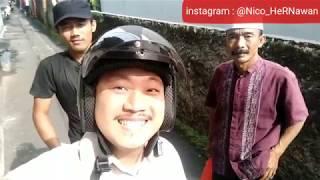 (8) BTS Tukang Ojek Pengkolan 2018 - Koh Iwan dan Pak Haji Sodik Reading Sebelum Take