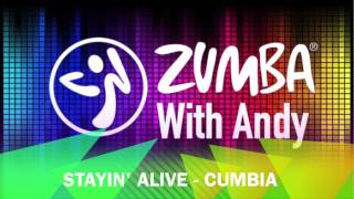 Stayin' Alive - Cumbia