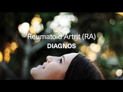 Diagnos av reumatoid artrit