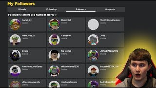 How to get roblox followers videos / InfiniTube