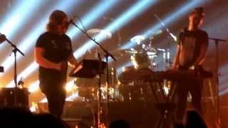 Overjoyed - Bastille (Live)