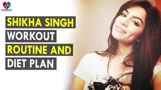 Shikha Singh Workout Routine & Diet Plan || Health Sutra - Best Health Tips