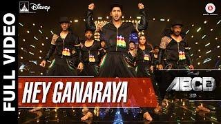 Hey Ganaraya Full Video | Disney's ABCD 2 | Varun Dhawan & Shraddha Kapoor | Divya Kumar width=