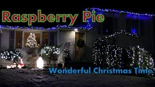 Wonderful Christmas Time by Paul McCartney (Raspberry Pie Cover)