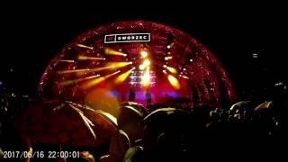 H&M Dworzec Ten Typ Mes feat. Numer Raz - Rok później live