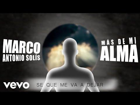 Marco Antonio Solís - Sé Que Me Va A Dejar (Animated Video)