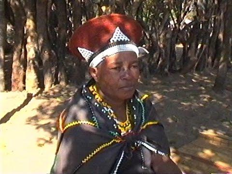 Südafrika – KwaZulu Natal – Frauen Dorf der Zulu