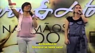 Vaso novo - Ana Paula  e Mariana Valadão - XI Congresso de Louvor Diante do Trono