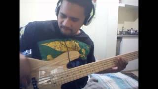 I know who I am by Israel and the New breed [bass cover]