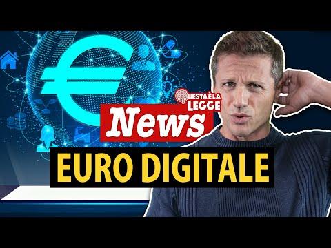 Euro digitale, nuova moneta: cosa ci aspetta  | avv. Angelo Greco