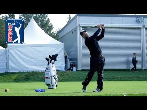 How to hit your 50-yard wedge shots with Ryan Moore