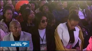 Family, friends bid farewell to legendary musician Ray Chikapa Phiri