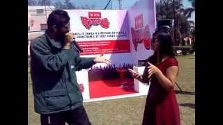Nashua Unforgetta live @ IIT Roorkee