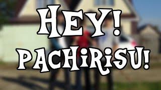 cuberoot - Hey, Pachirisu!